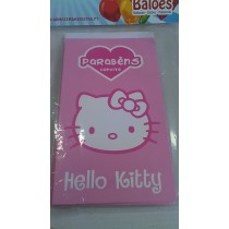Convites Hello Kitty