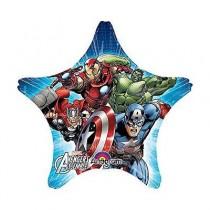 Balão Foil Supershape Avengers