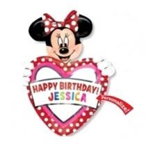 Balão Foil Minnie...