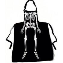 Avental esqueleto