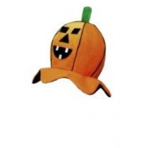 Chapéu abóbora de halloween