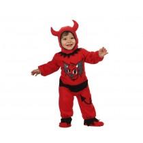 Disfarce Halloween Demónio...