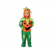 Disfarce Halloween Abóbora bebé 0-6 meses