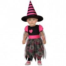 Disfarce Halloween Bruxa...