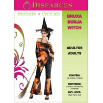 Disfarce Halloween Adulto:...