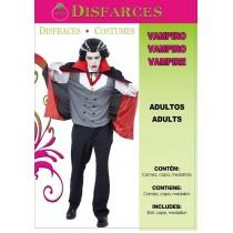 Disfarce Halloween adulto:...