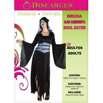 Disfarce Halloween adulto -...