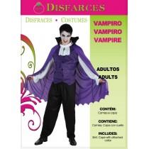 Disfarce Halloween adulto -...