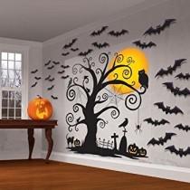 Painel Halloween Luar