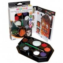 Snazaroo kit de 7 cores