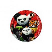 Pratos Panda Kung Fu 3