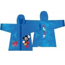 Impermeável azul Mickey
