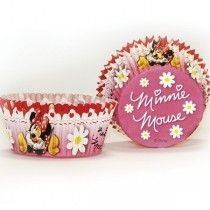Formas de papel Minnie