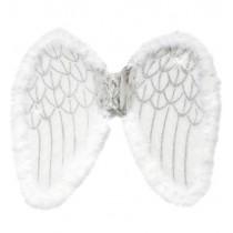 Asas de anjo com glitter