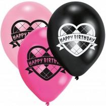 Balões latex Monster High