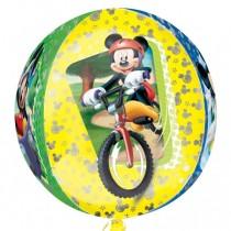 Balão Foil Mickey bike