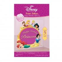 Cenário de parede Princesas