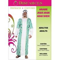 Disfarce Carnaval Árabe Adulto
