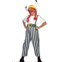 Disfarce Carnaval Obelix