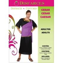 Disfarce Carnaval Adulto Cesar