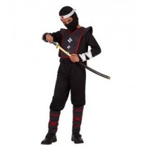 Disfarce Carnaval Ninja 7-9...