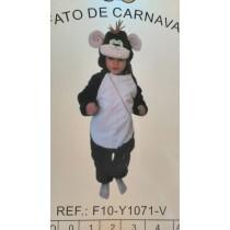 Disfarce Carnaval Macaco