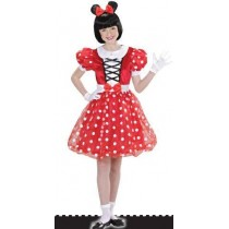 Disfarce de Carnaval Minnie