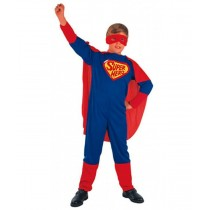 Disfarce Carnaval Super Hero