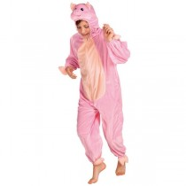 Disfarce Carnaval Porco