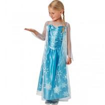 Disfarce Elsa Frozen 5-6 anos
