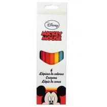 Lápis de cor Mickey