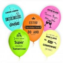 Balões Despedida de Solteiro