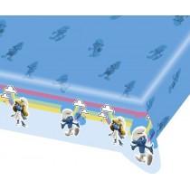 Toalha de mesa Smurfs