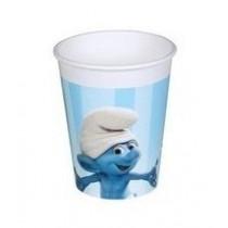 Copos Smurfs