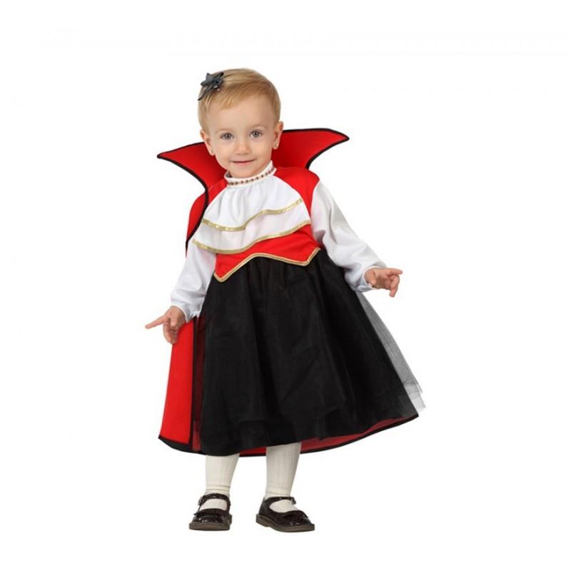 09e50bbd8 Disfarce de halloween e ou carnaval de vampira para menina