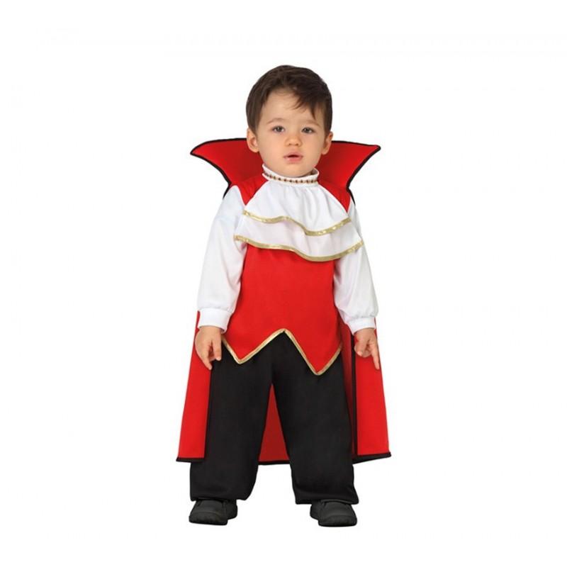 3822ac7c6 Disfarce de halloween e ou Carnaval de vampiro para bebé.