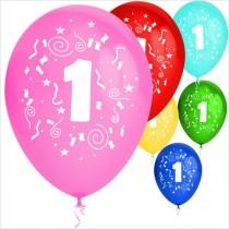 Balões látex nº 1