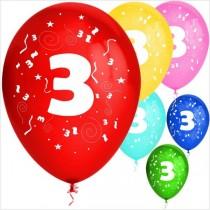 Balões látex nº 3