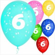 Balões látex nº 6
