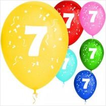 Balões látex nº 7