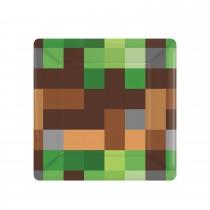 Pratos Minecraft