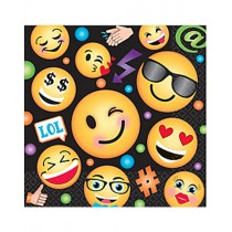 Guardanapos emojis