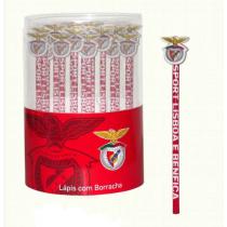 Lápis com borracha SL Benfica