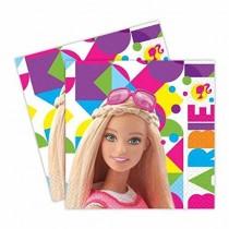 Guardanapos Barbie Sparkle