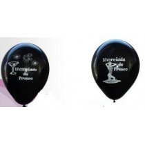 Balões Divorciado de Fresco
