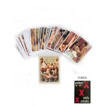 Cartas Poker Porno ref. 6179