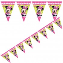 Bandeirola Minnie
