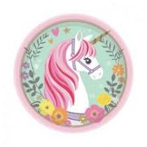 Pratos Magical Unicornio 8...