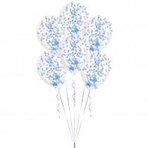 Balões Latex C/ Confeti...