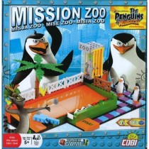 Penguins Mission Zoo Cobi...